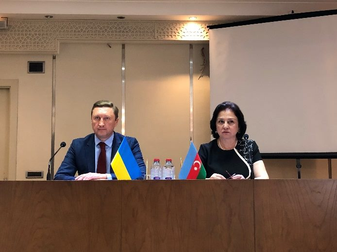 Наступна ІІ Міжнародна українсько-азербайджанська конференція відбудеться у ПолтНТУ
