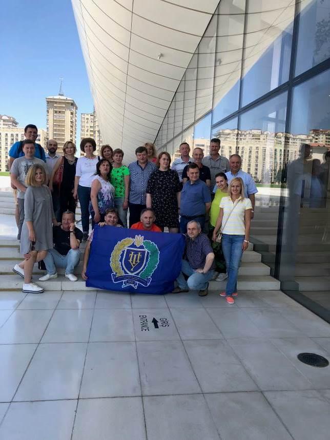 Делегація ПолтНТУ ознайомилася з історією та культурними цінностями Баку