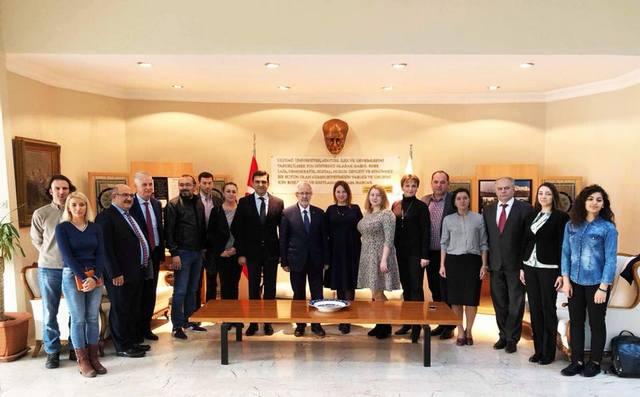 Нові партнери ПолтНТУ в Туреччині