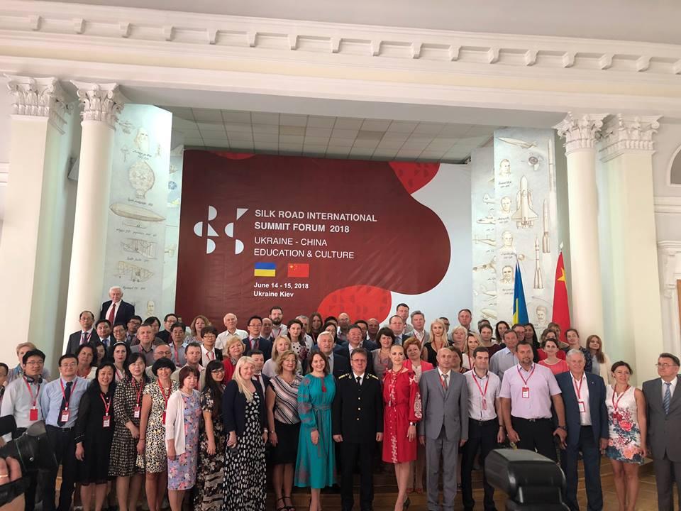 PoltNTU is developing Ukrainian-Chinese cooperation