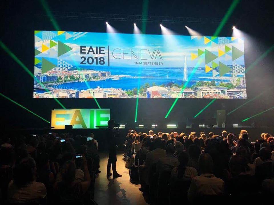 EAIE 2018 у Женеві