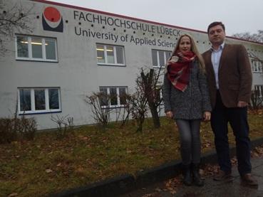 Implementation of the Erasmus + Mobility program  Zauralska Alisa