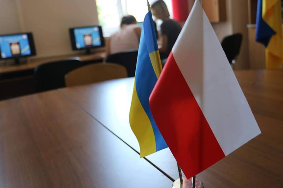У ПолтНТУ на базі Мовного центру розпочалися курси польської мови.