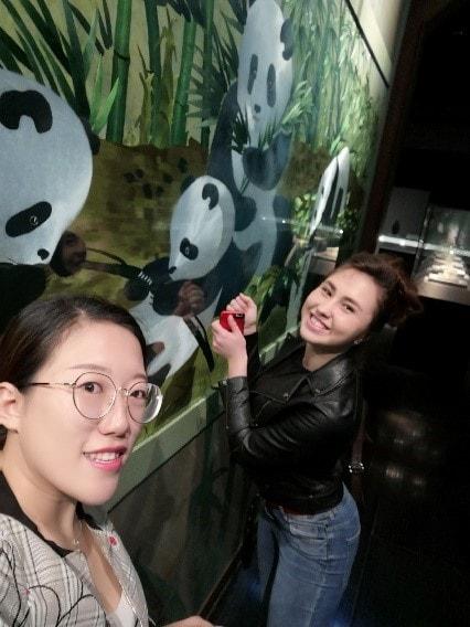Навчання у Китаї: як студента університету паралельно навчається в Північно-західному університеті Цзяотун