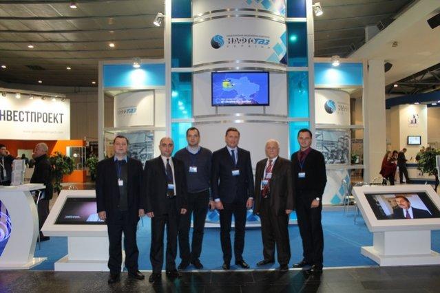 Участь делегації ПолтНТУ в XIX Міжнародному форумі нафтогазової промисловості «Нафта та газ 2016»