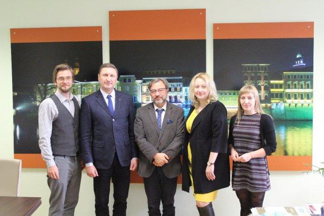 Робочий візит делегації ПолтНТУ до Польщі