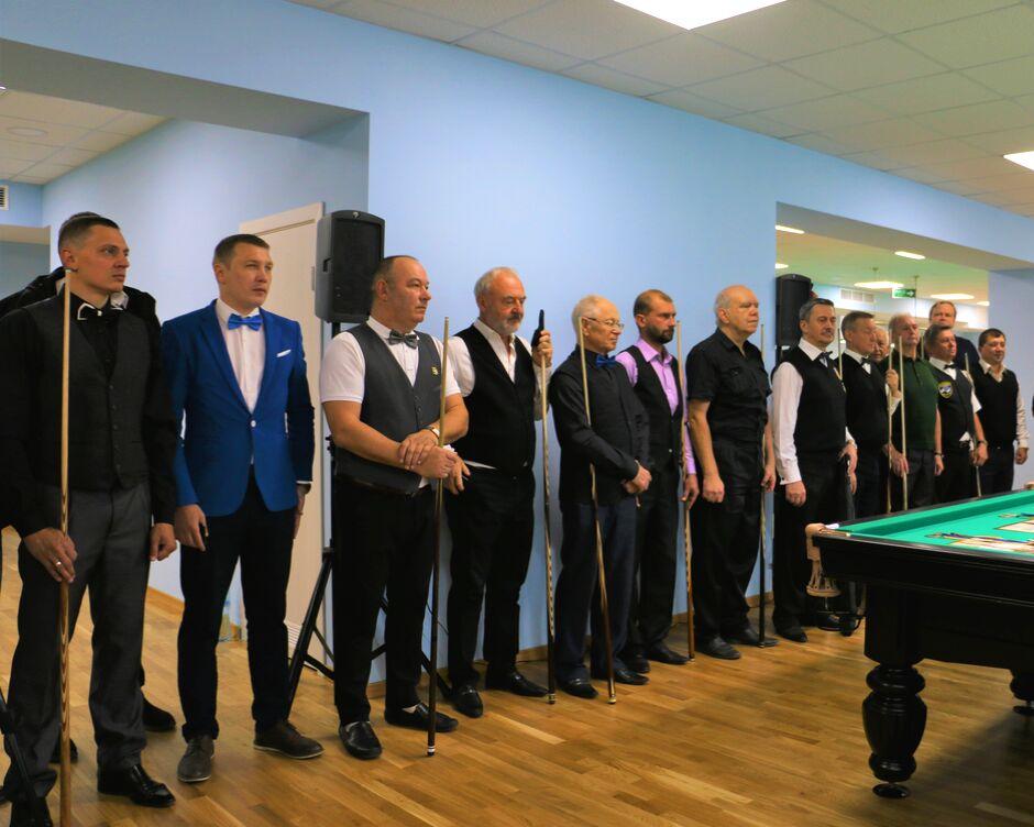 У Полтаві відбувся Чемпіонат України «Наукова еліта» з більярду
