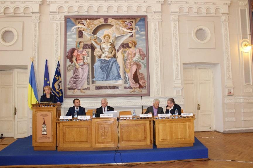 Участь представників ПолтНТУ у розширеному засіданні Комітету Верховної Ради України з питань науки і освіти