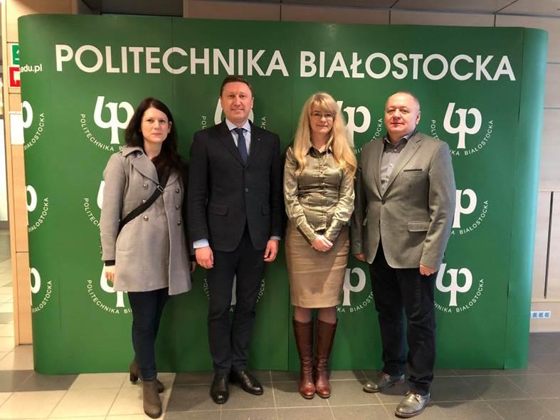 ПолтНТУ продовжує активну співпрацю з провідними вишами Польщі