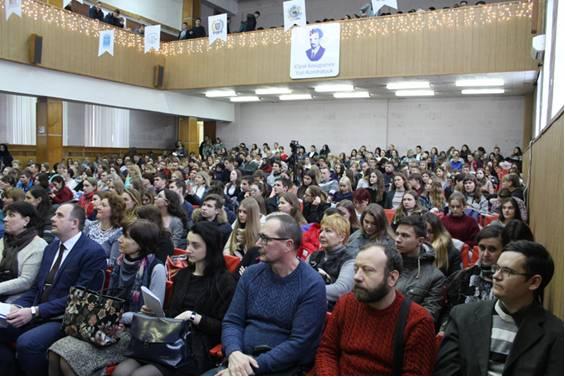 У ПолтНТУ розпочався ІІ етап Всеукраїнського конкурсу-захисту науково-дослідницьких робіт учнів-членів МАН України