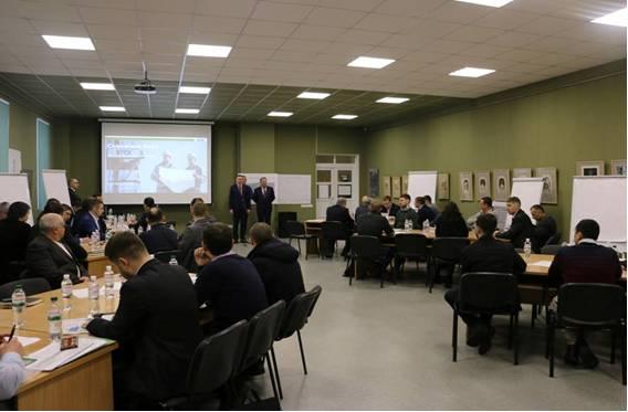У ПолтНТУ відбувся семінар-тренінг для фахівців нафтогазовидобувних та сервісних компаній