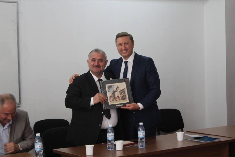 ННІ фінансів, економіки та менеджменту ПолтНТУ має нового стратегічного партнера – Школу економіки Азербайджанського державного економічного університету