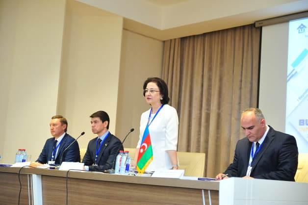 І Міжнародна азербайджансько-українська конференція «Building Innovations-2018»