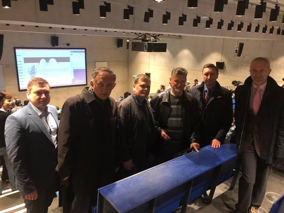 Делегація ПолтНТУ відвідала підрозділ архітектурного напряму підготовки Університету Гринвічу