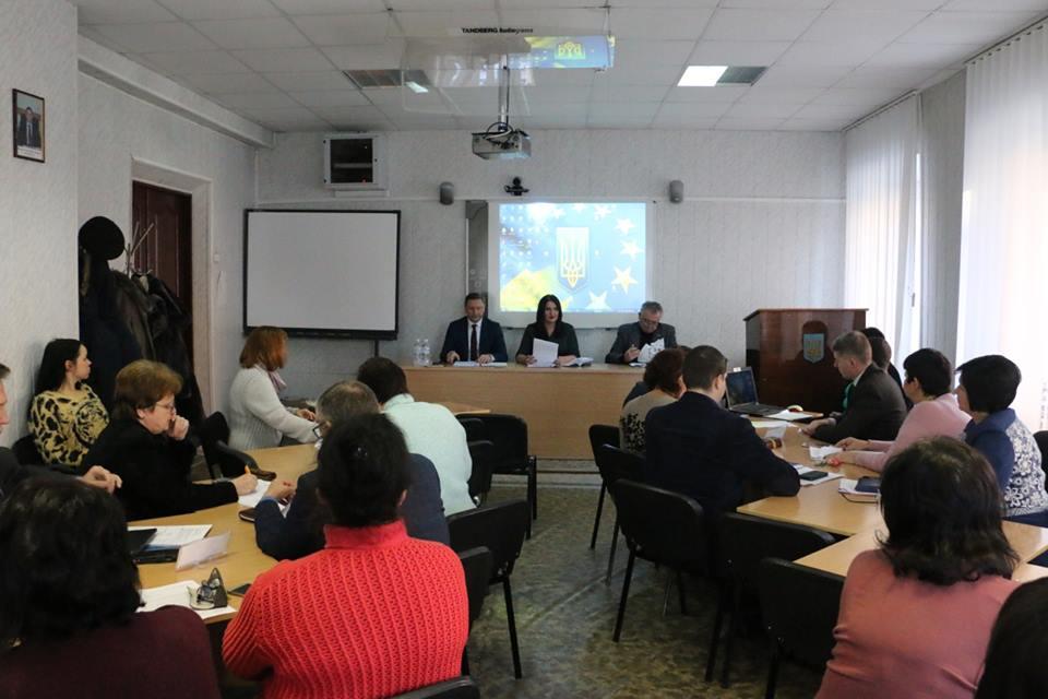 Ректор ПолтНТУ взяв участь у засіданні колегії Департаменту освіти і науки Полтавської ОДА