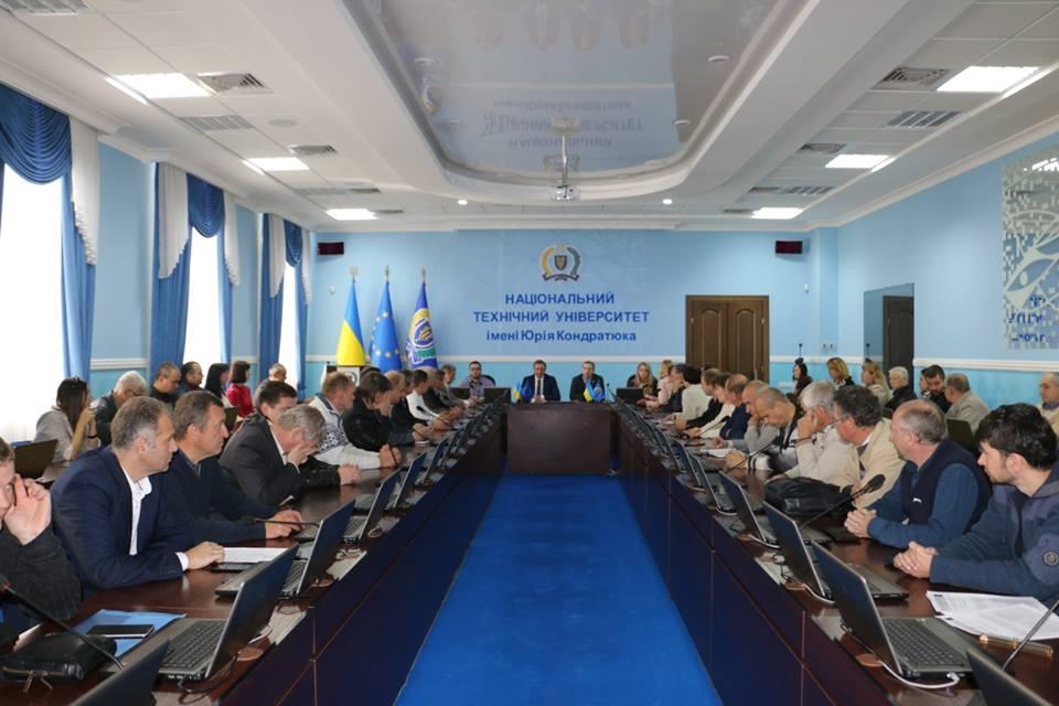 """ПолтНТУ підписав меморандум про співпрацю з Громадською спілкою """"BUILDIT Ukraine"""""""
