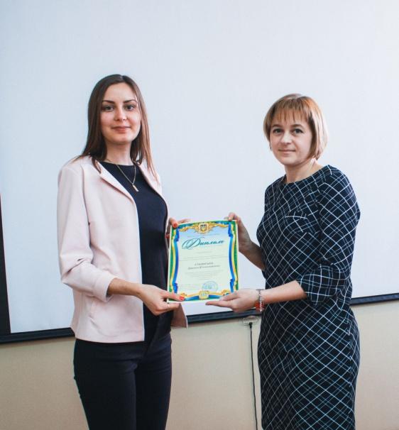 Студентка ПолтНТУ – переможець Всеукраїнського конкурсу студентських наукових робіт зі спеціальності «Логістика»