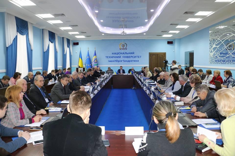 У ПолтНТУ відбулась ХІ Міжнародна науково-практична конференція «Проблеми й перспективи розвитку академічної та університетської науки»