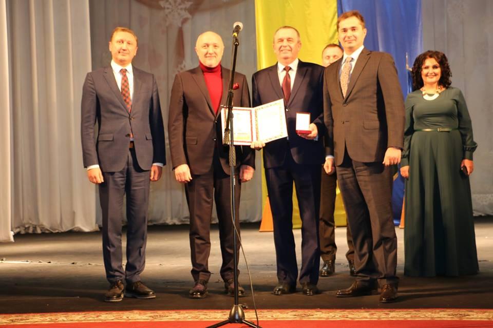 Науково-педагогічних працівників ПолтНТУ нагородили Почесними грамотами та подяками