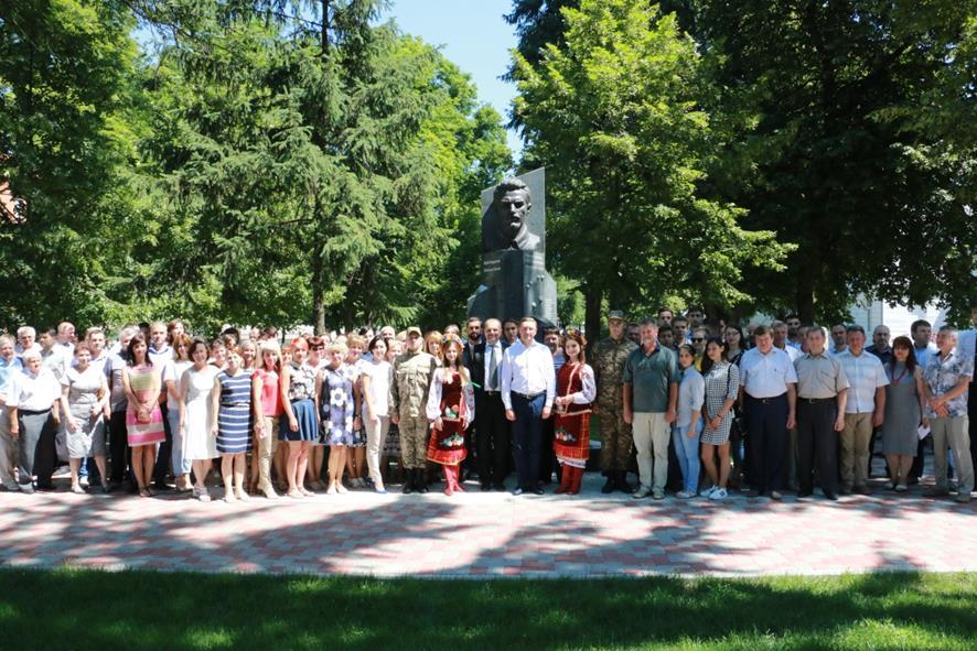 У ПолтНТУ відзначають 121 річницю від Дня народження Юрія Кондратюка