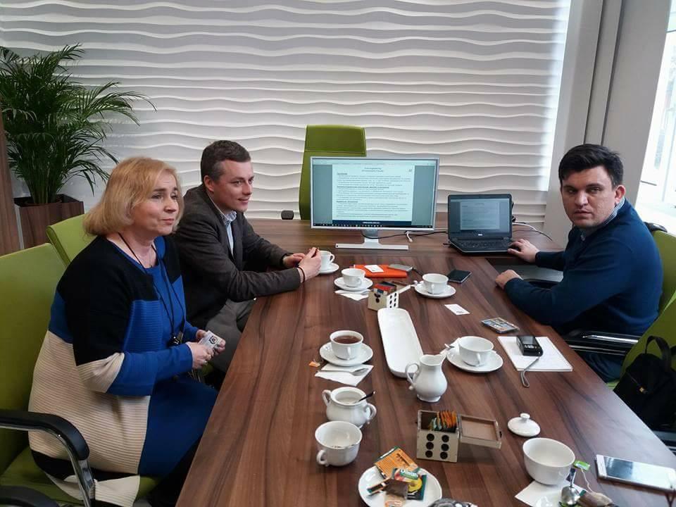 Делегація ПолтНТУ відвідала Познанську політехніку (Польща)