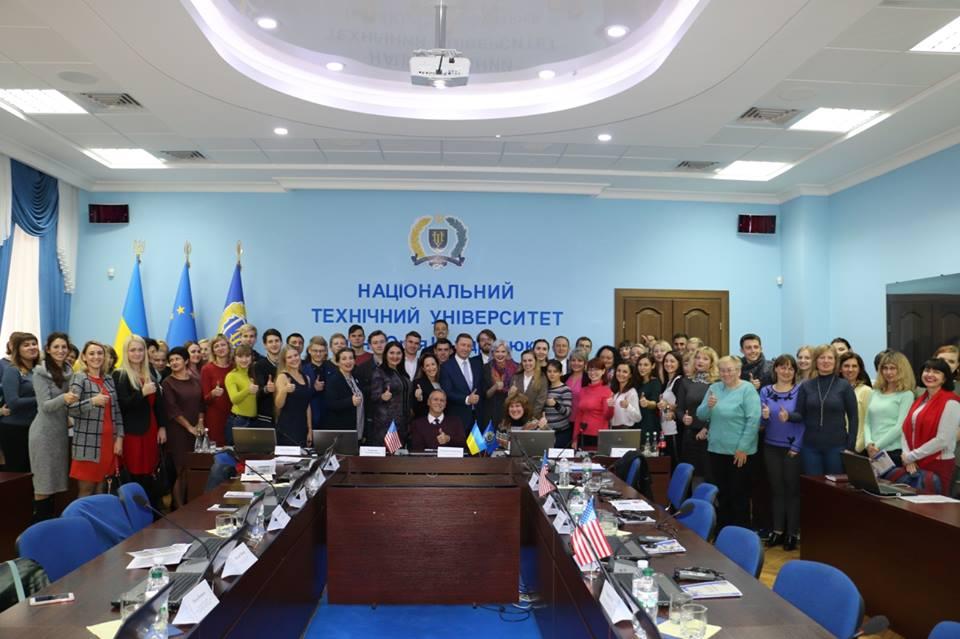 ПолтНТУ разом із США реалізує масшабний міжнародний проект