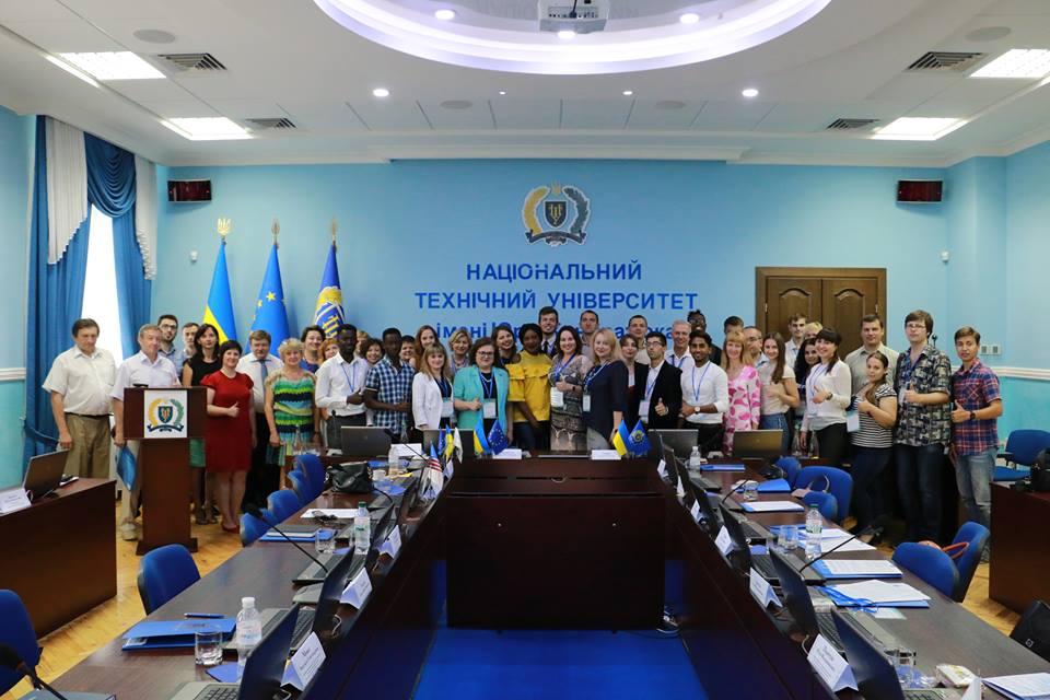 У ПолтНТУ відбувся науково-методичний семінар «Інтернаціоналізація освітньої діяльності закладів вищої освіти в Україні»