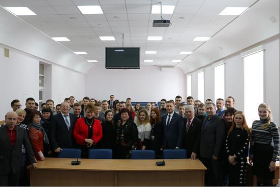 У ПолтНТУ відбулася Всеукраїнська науково-практична конференції «Перспективи інституціонального розвитку земельних відносин в Україні»