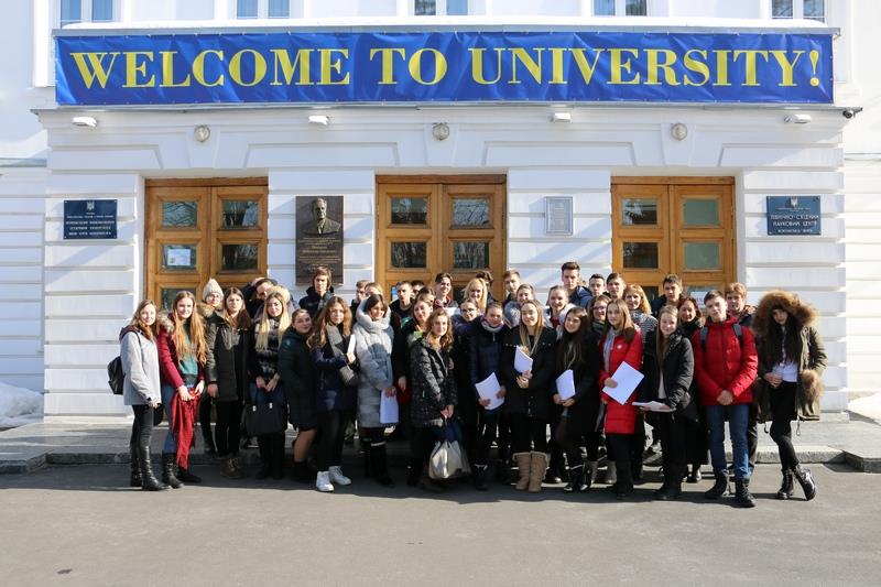 Учні Полтавської спеціалізованої школи І-ІІІ ступенів №3 завітали до Полтавського національного технічного університету імені Юрія Кондратюка