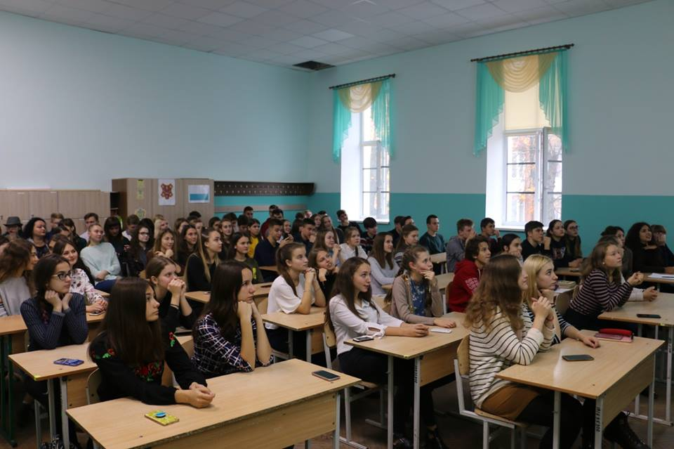 Реалізація проекту «Впровадження інклюзивної світи через молодіжне лідерство» & «Молодь проти насильства»