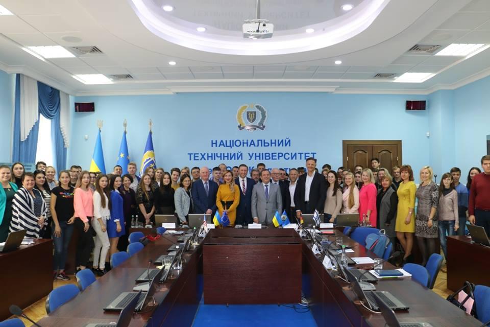 У ПолтНТУ відкрили першу на Полтавщині Стартап школу