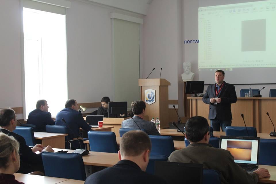 У ПолтНТУ в рамках Міжнародного галузевого форуму відбулися воркшоп та круглий стіл