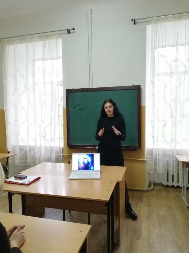У ПолтНТУ відбулося засідання студентського наукового гуртка «Міжнародник»
