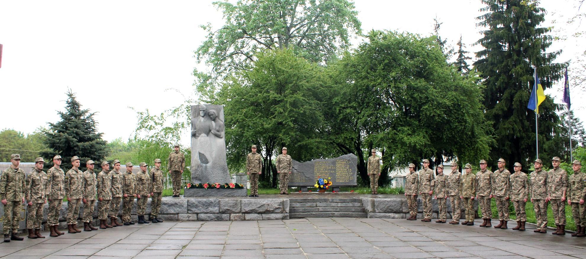 У ПолтНТУ вшанували пам'ять полеглих у Другій світовій війні