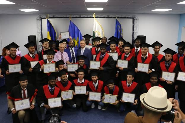 5 липня у ПолтНТУ вручили дипломи іноземним студентам