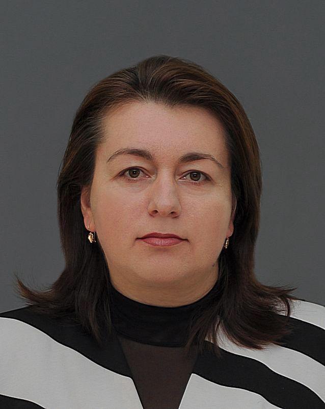 Кислиця Світлана Григорівна
