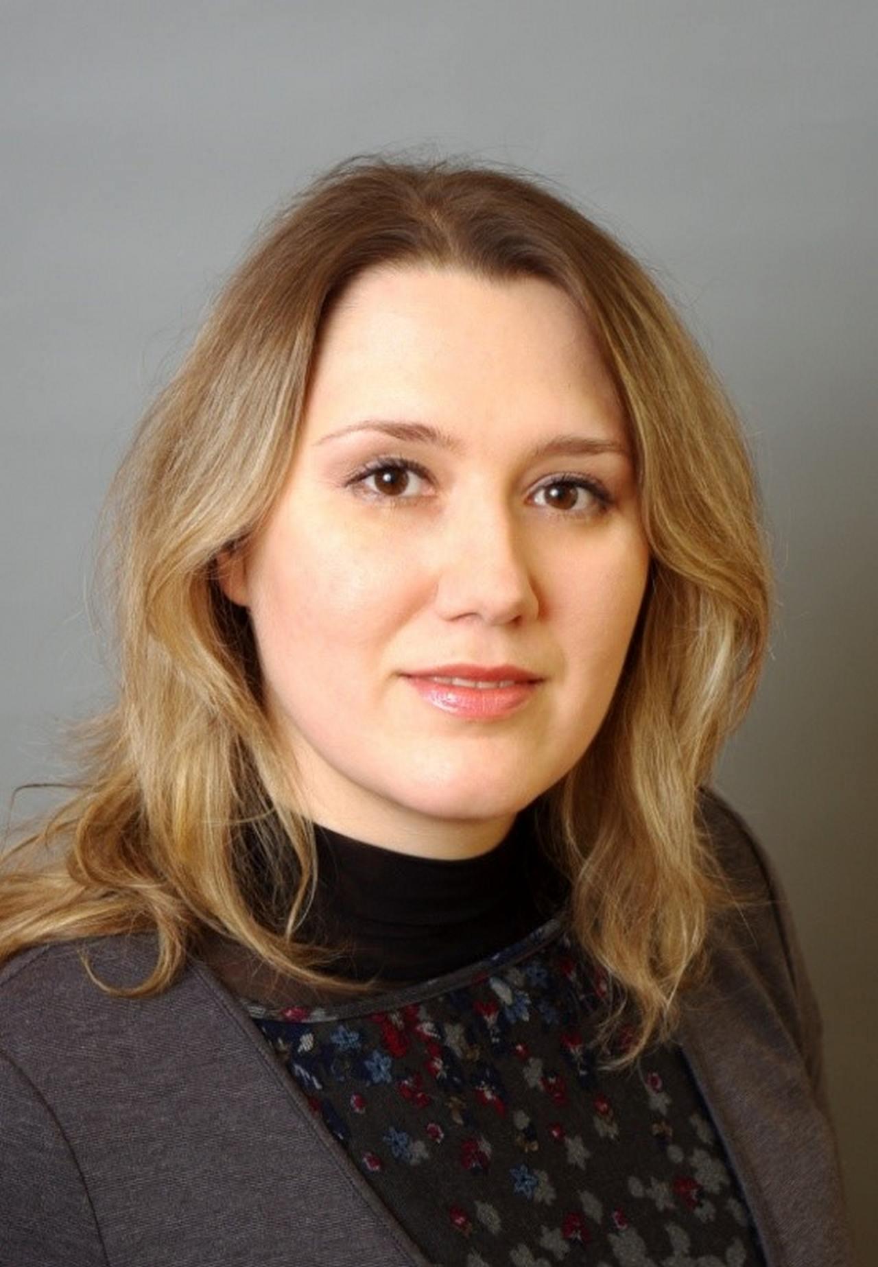 Тетяна Нестеренко