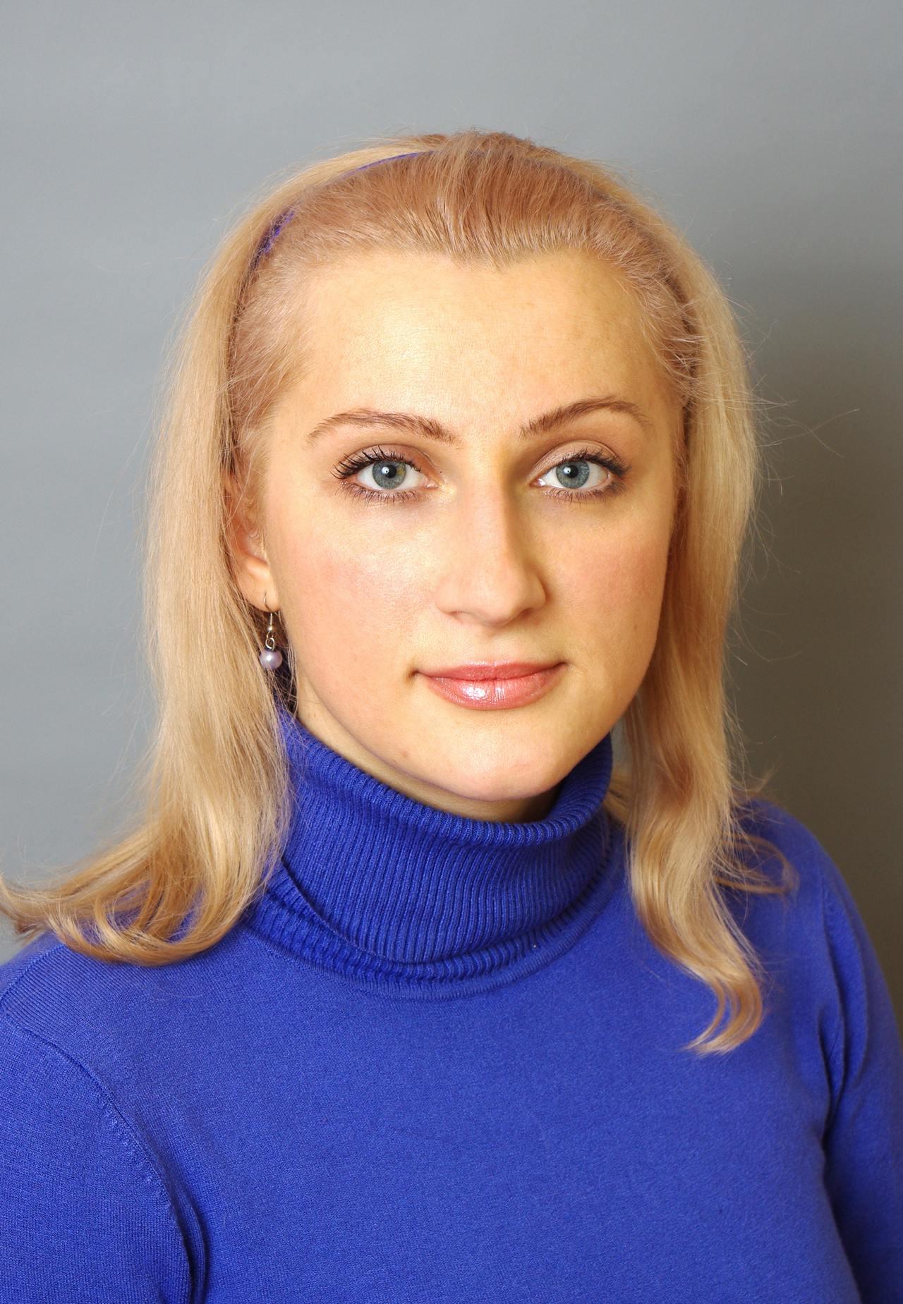 Марина Петруняк