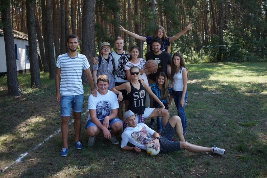 Cтуденти ПолтНТУ провели незабутній час у Літньому мовному таборі