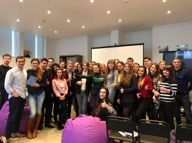 Студентка ПолтНТУ стала членом студентської ради при Міністерстві інформаційної політики України