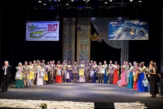Студентки ПолтНТУ вибороли призові місця на щорічному конкурсі краси «Красуня Полтави – 2017»