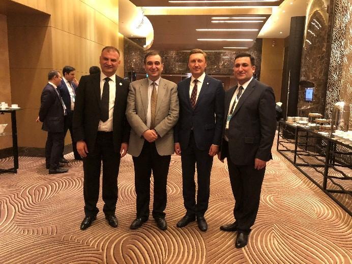 Співробітництво з Азербайджанською Республікою триває