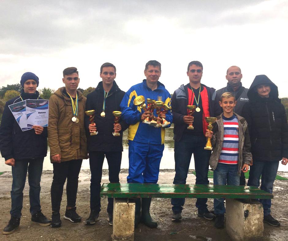 Першокурсник-судномоделіст виборов три нагороди на відкритих змаганнях