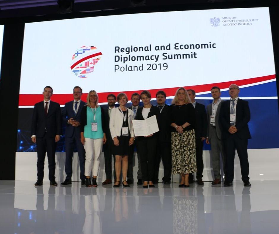 ПолтНТУ представив Полтавщину на міжнародній дипломатичній конференції