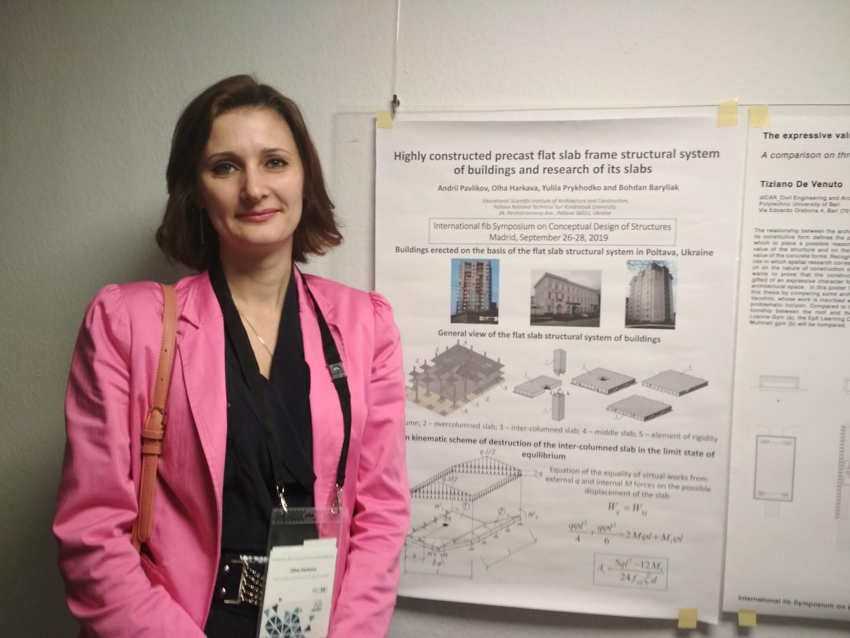 Полтавський досвід будівництва доступного житла представили у Мадриді