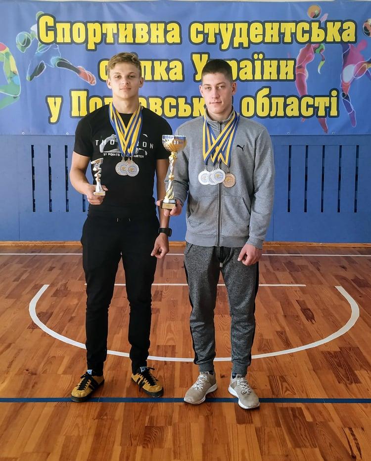 Студенти ПолтНТУ здобули перемоги на Чемпіонаті України з веслування