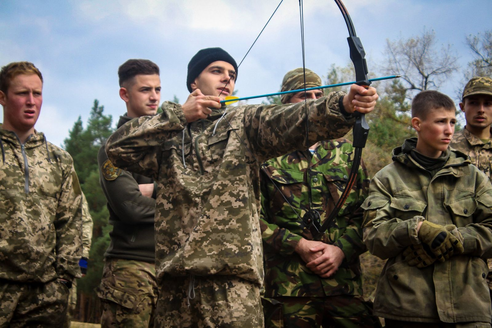 Команда ПолтНТУ на «Заграві» виборола першість у шести дисциплінах