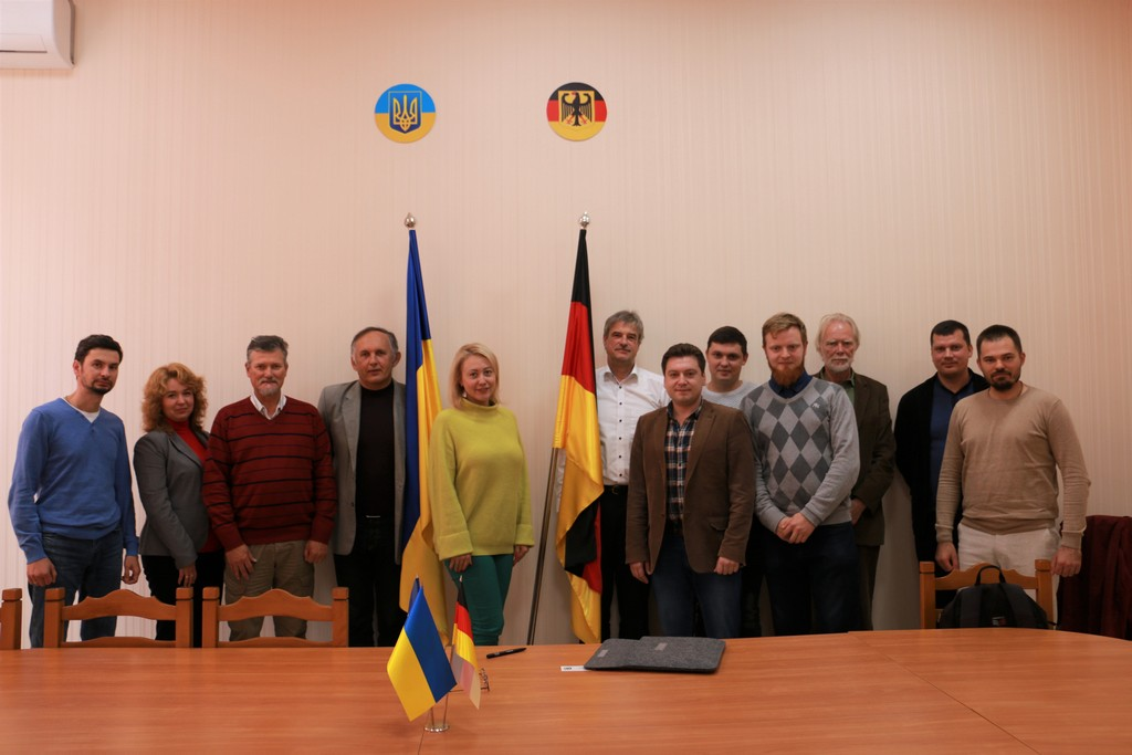 Полтавських архітекторів запросили на навчання до німецького університету