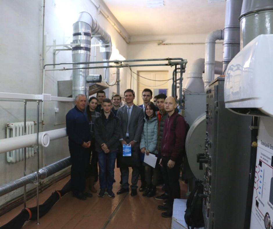 Студенти-теплоенергетики вивчатимуть вентиляційні системи на шведському обладнанні