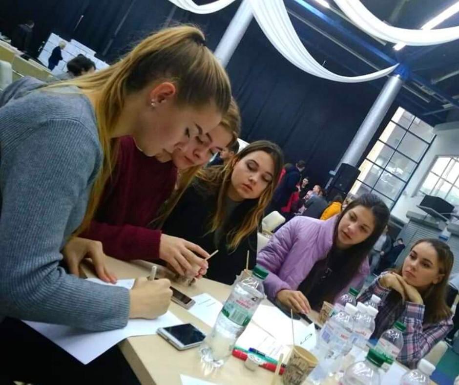 Студенти долучилися до створення бренду Полтави